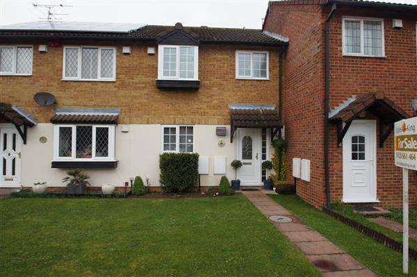 3 Bedrooms Terraced House for sale in Coe Spur, Windsor Meadows, Cippenham