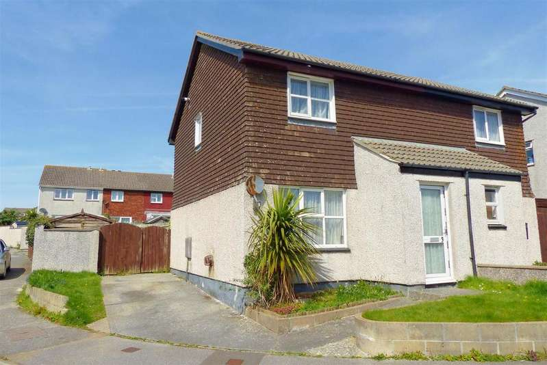 3 Bedrooms Semi Detached House for sale in Threemilestone