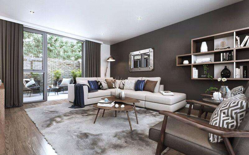 4 Bedrooms House for sale in The Gramercy Greenwich, Creek Road, Greenwich, London, SE10