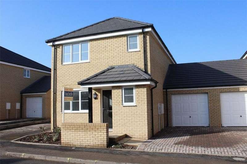 3 Bedrooms Link Detached House for sale in Regent Street, Stotfold, Hitchin, Hertfordshire