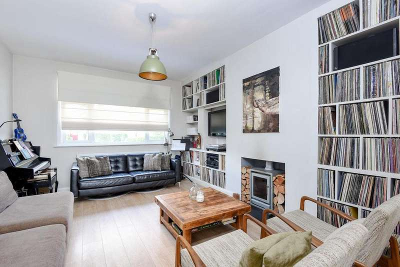 5 Bedrooms Terraced House for sale in Durnsford Road, Bounds Green, N11
