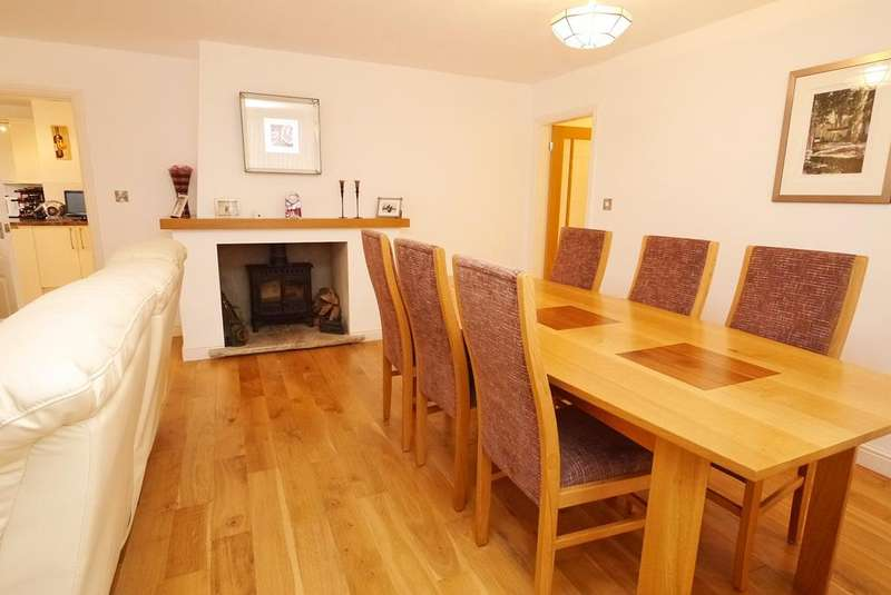 4 Bedrooms Ground Flat for sale in Hardy Grange, Grassington