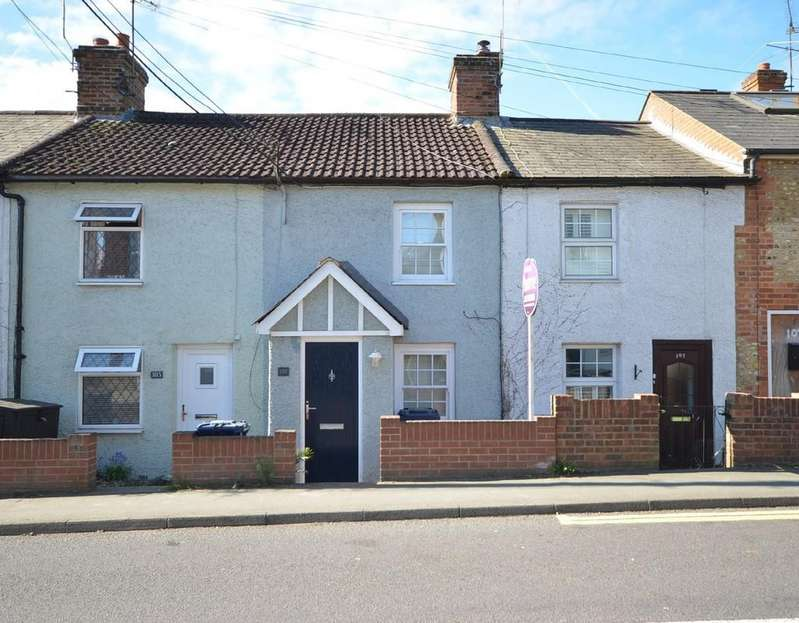 2 Bedrooms Terraced House for sale in Upper Hale Road, Farnham