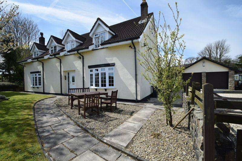 4 Bedrooms Cottage House for sale in Penyrheol, Pontypool