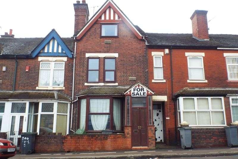 4 Bedrooms Terraced House for sale in King Street, Fenton, Stoke-On-Trent
