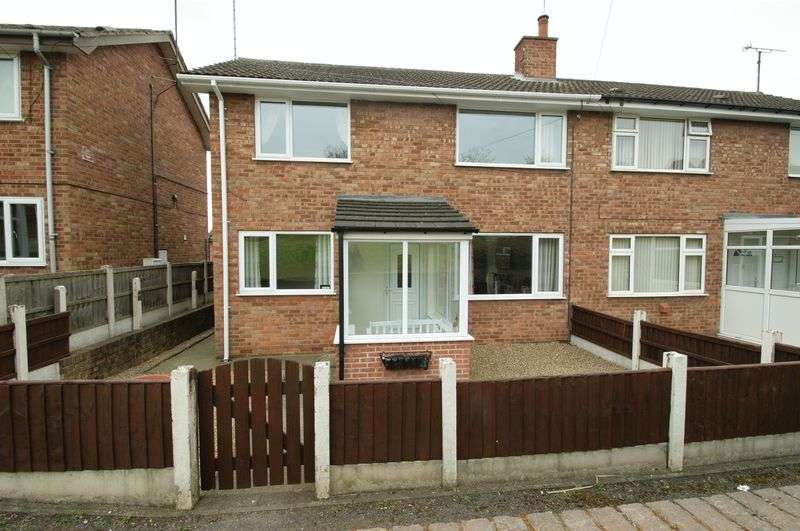 3 Bedrooms Semi Detached House for sale in Station Road, Shirebrook