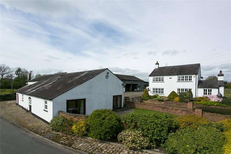 10 Bedrooms Unique Property for sale in Burleyhurst Lane, Mobberley, Knutsford, Cheshire, WA16