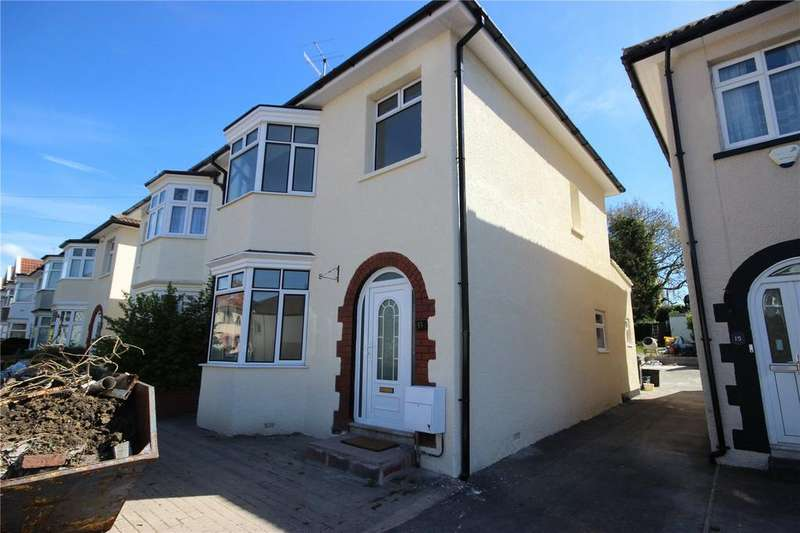 3 Bedrooms Semi Detached House for sale in Farington Road, Westbury-on-Trym, Bristol, BS10