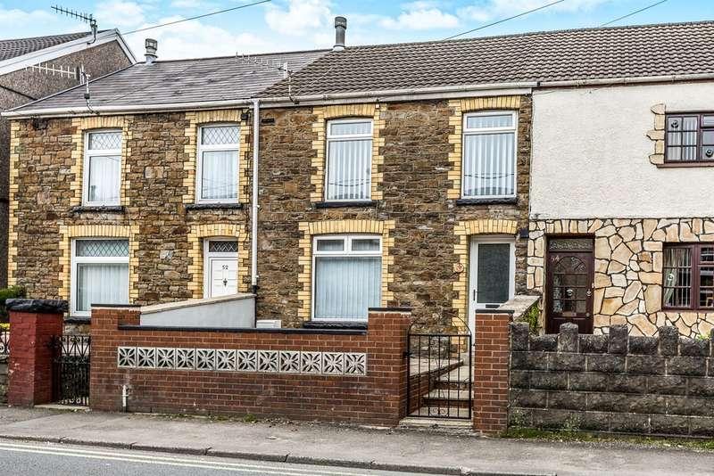 3 Bedrooms Terraced House for sale in Bridgend Road, Maesteg