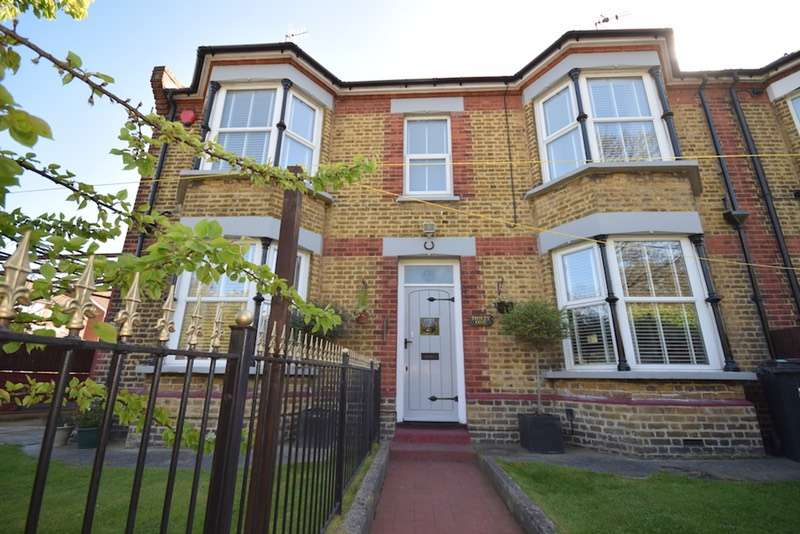 5 Bedrooms Semi Detached House for sale in 31 Tivoli Road, Margate, Kent, CT9