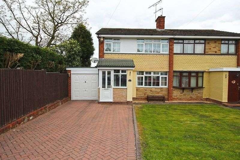 3 Bedrooms House for sale in Northway, SEDGLEY