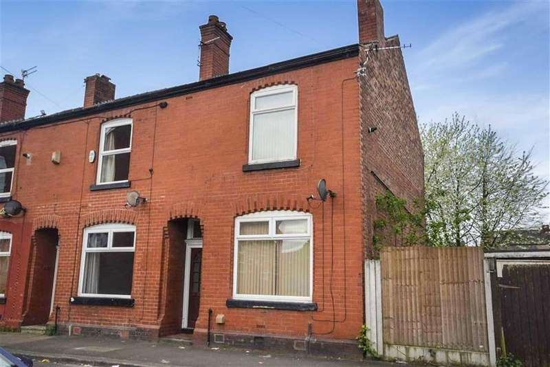 2 Bedrooms Terraced House for sale in Lewis Street, Eccles