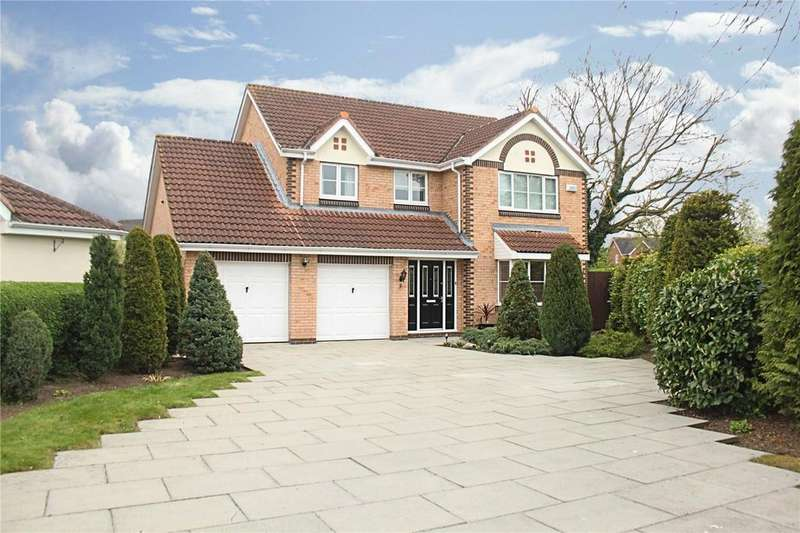 4 Bedrooms Detached House for sale in Penyghent Way, Ingleby Barwick