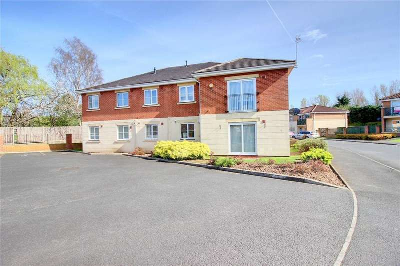2 Bedrooms Flat for sale in Finchlay Court, Low Lane
