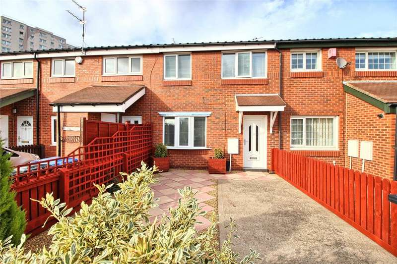 3 Bedrooms Terraced House for sale in Creekwood, Cargo Fleet Lane