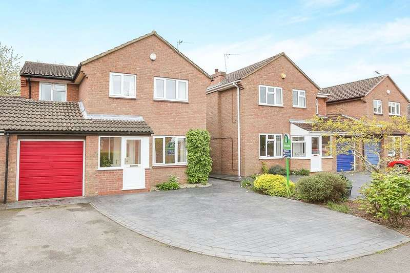 4 Bedrooms Detached House for sale in Conway Road, Perton, Wolverhampton, WV6