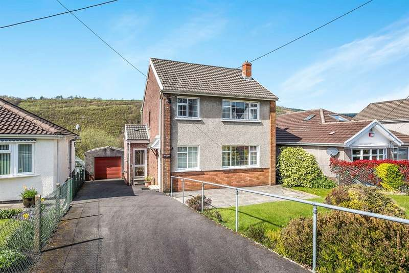 3 Bedrooms Detached House for sale in Main Road, Crynant, Neath