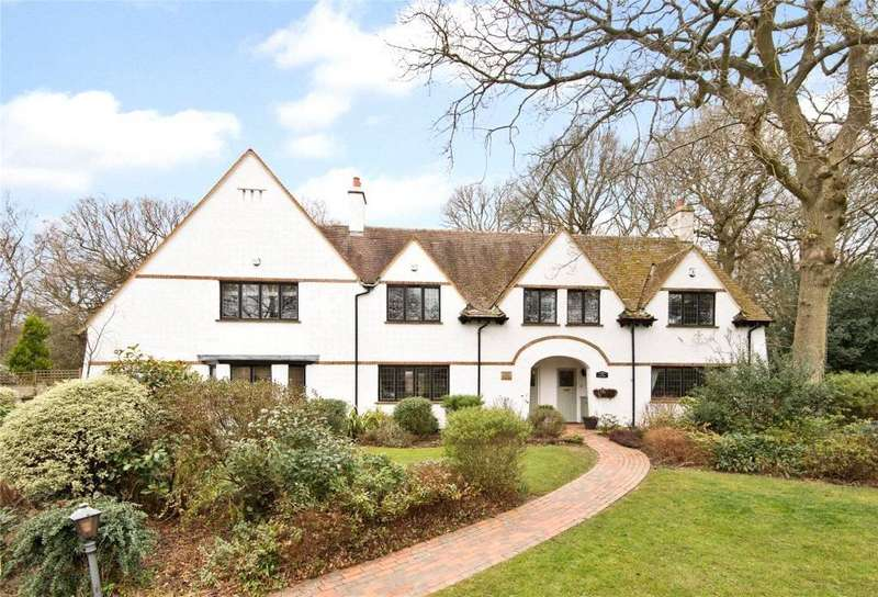 3 Bedrooms House for sale in The Arbour, Hurtmore, Godalming, Surrey, GU7