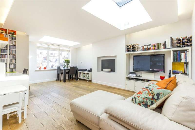 2 Bedrooms Apartment Flat for sale in Clanricarde Gardens, London, W2