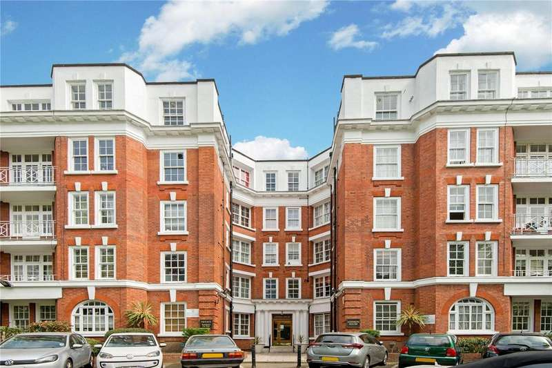 2 Bedrooms Flat for sale in Addison House, Grove End Road, St John's Wood, London, NW8