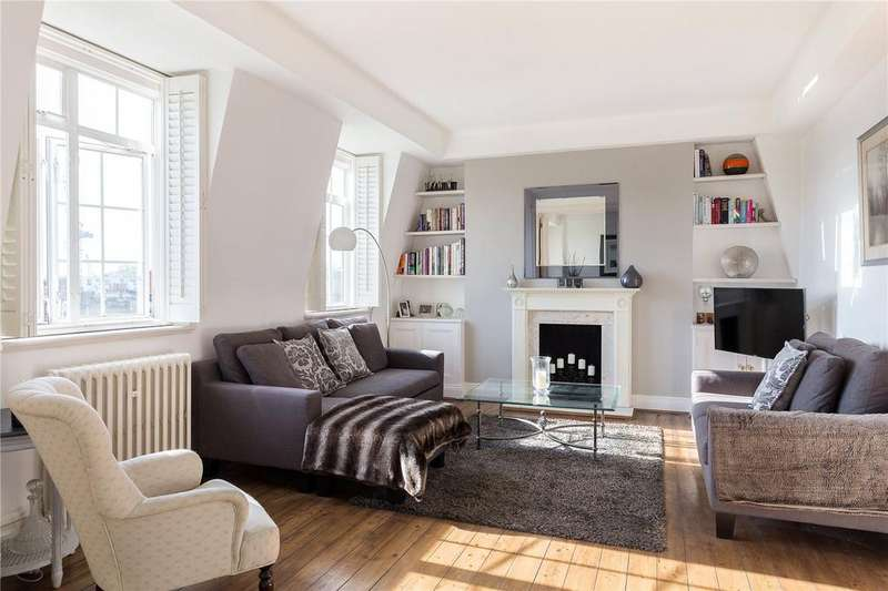 2 Bedrooms Apartment Flat for sale in Shrewsbury House, Cheyne Walk, London, SW3