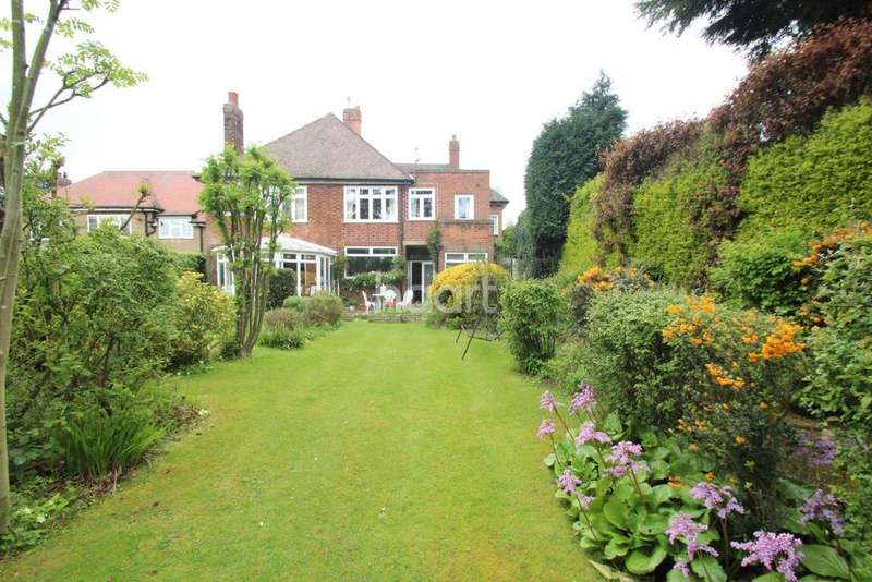 5 Bedrooms Detached House for sale in Boundary Road, West Bridgford, Nottinghamshire