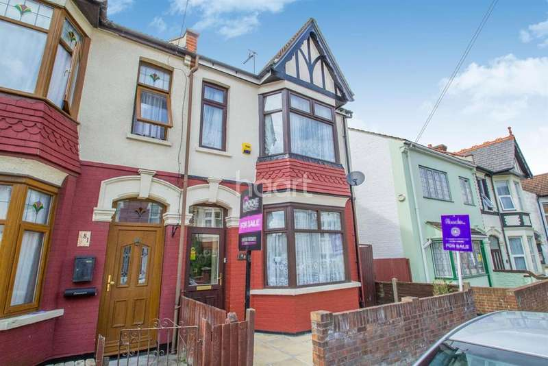 4 Bedrooms Semi Detached House for sale in Hainault Avenue