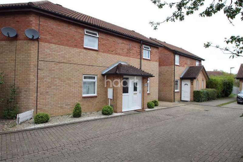 3 Bedrooms Semi Detached House for sale in Emerson Valley, Milton Keynes