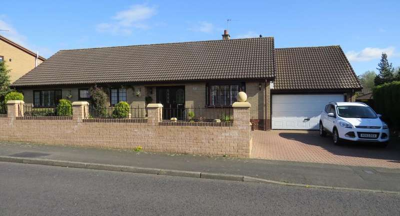 4 Bedrooms Detached Bungalow for sale in North Ridge, Red House Farm, Whitley Bay, NE25