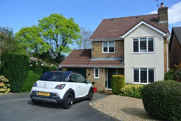 5 Bedrooms Detached House for sale in Pensarn Way, Henllys, CWMBRAN, Torfaen