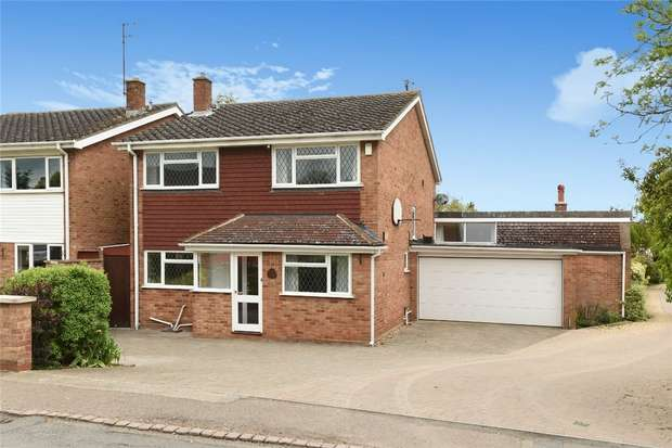 4 Bedrooms Detached House for sale in Court Lane, Stevington, Bedford