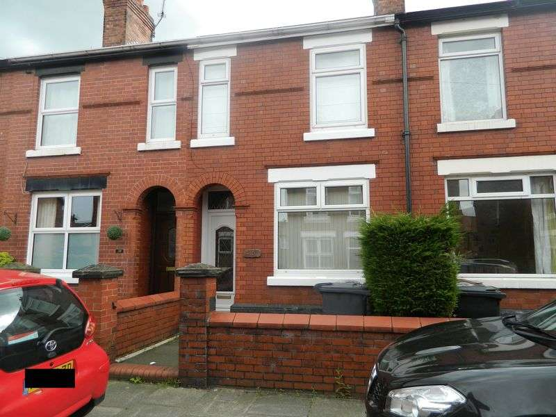 2 Bedrooms Terraced House for sale in George Street, Sandbach