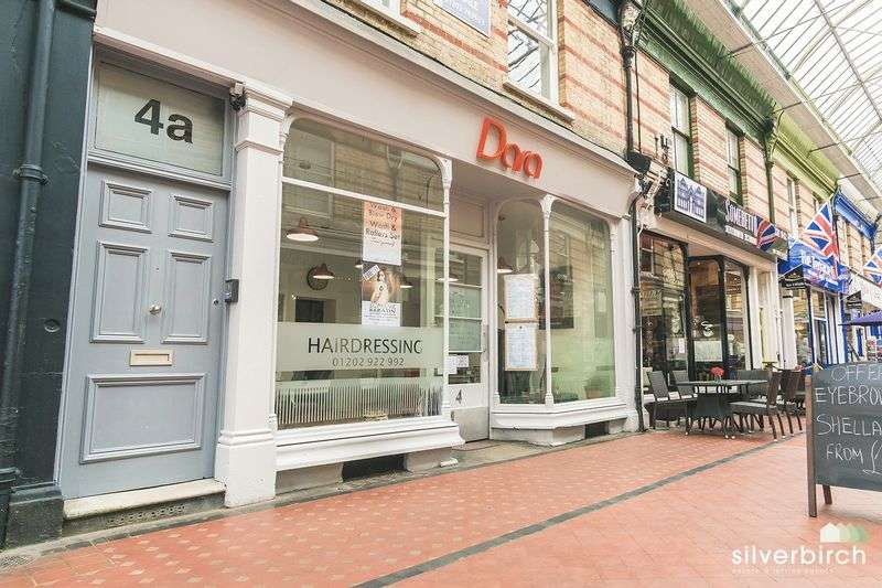 2 Bedrooms Flat for sale in Westbourne Arcade, Bournemouth
