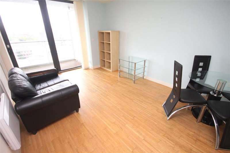 2 Bedrooms Flat for sale in St Georges Island, Manchester, Greater Manchester, M15
