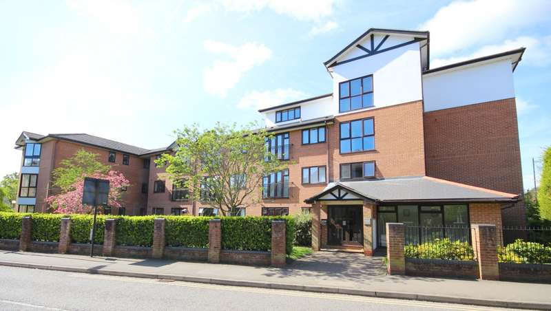 2 Bedrooms Apartment Flat for sale in Imperial Court, Station Road, Henley-On-Thames, RG9