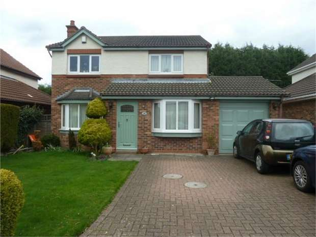 5 Bedrooms Detached House for sale in Haversham Close, Newcastle upon Tyne, Tyne and Wear