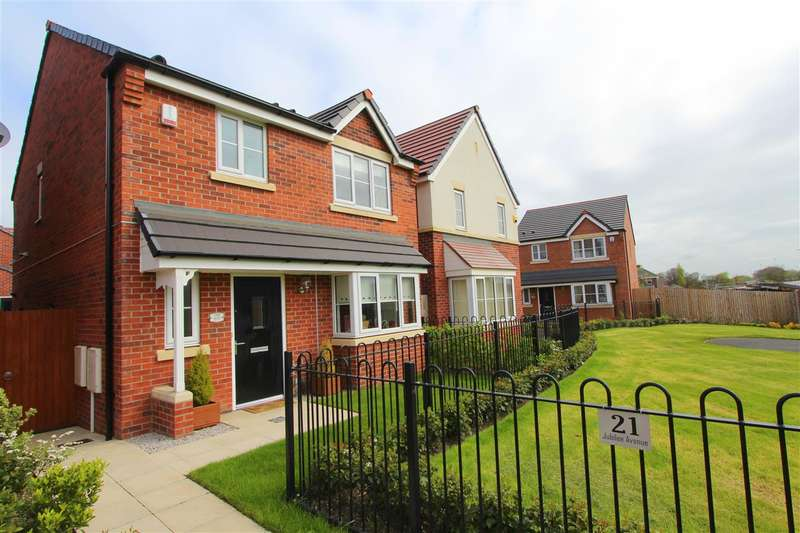 3 Bedrooms Detached House for sale in Jubilee Avenue, Broadgreen, Liverpool