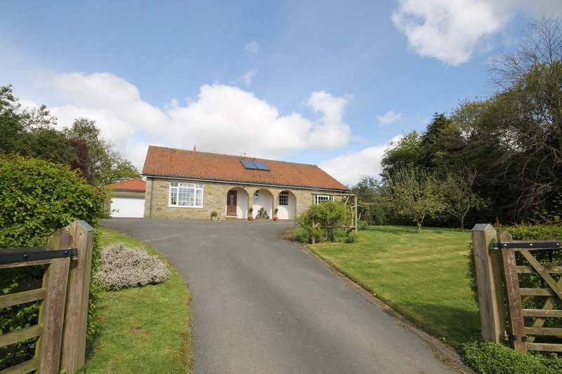 4 Bedrooms Detached Bungalow for sale in Thirlby, Thirsk YO7 2DJ