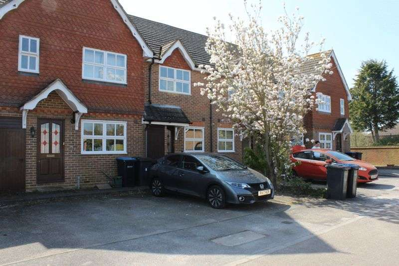 2 Bedrooms Terraced House for sale in Southcroft, Englefield Green