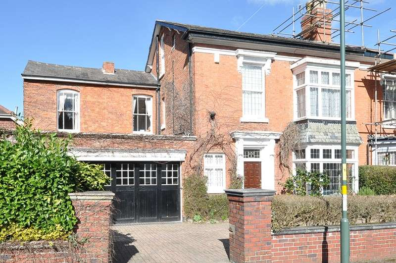 5 Bedrooms Semi Detached House for sale in Oakfield Road, Selly Park, Birmingham