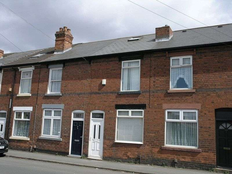 2 Bedrooms Terraced House for sale in Dudley Road, Sedgley