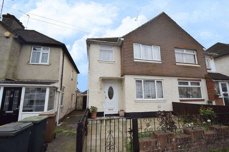 3 Bedrooms Semi Detached House for sale in Weatherby Road, Luton