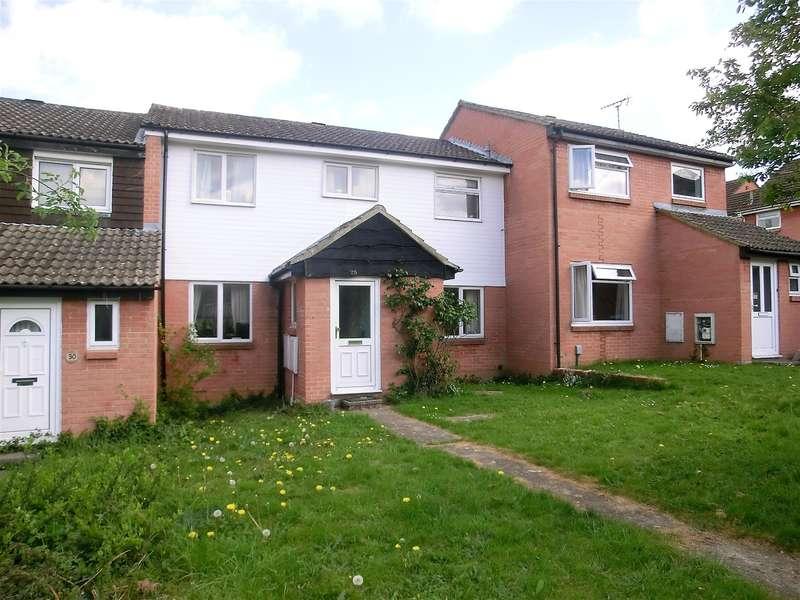 3 Bedrooms Terraced House for sale in Linnet Walk, Wokingham, Berkshire, RG41 3HE