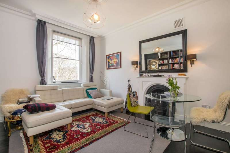 2 Bedrooms Flat for sale in St Georges Square, Pimlico, SW1V