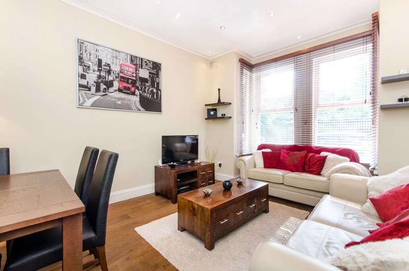 2 Bedrooms Flat for sale in Leigham Vale, Streatham Hill, SW16