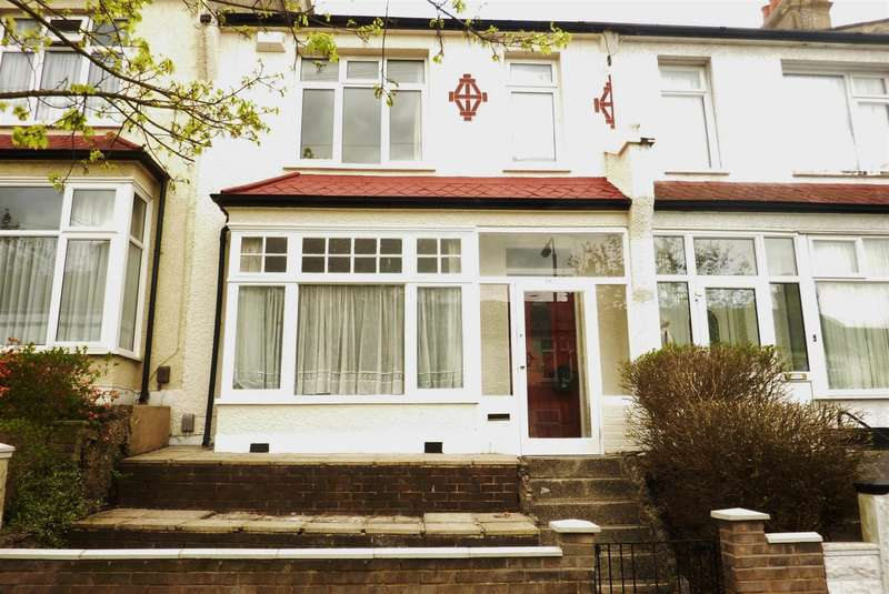 3 Bedrooms Terraced House for sale in Broderick Grove, Abbey Wood, London, SE2 0SS
