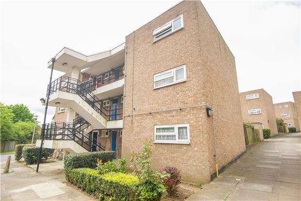 1 Bedroom Flat for sale in Derwent Rise, KINGSBURY, NW9 7HX
