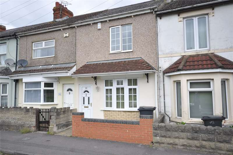 3 Bedrooms Terraced House for sale in Osborne Street, Swindon, Wiltshire, SN2