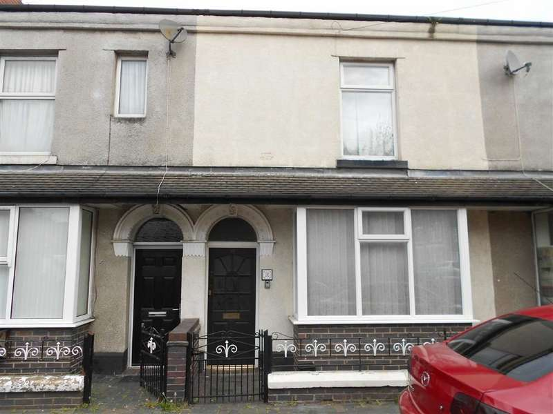 2 Bedrooms Property for sale in Chapel Street, Crewe, Cheshire