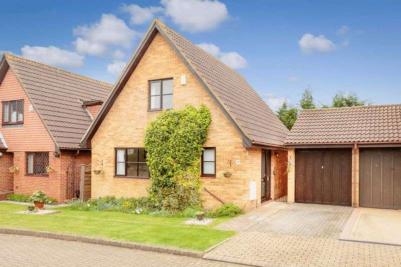 2 Bedrooms Detached House for sale in Fairfield Close, Ewell
